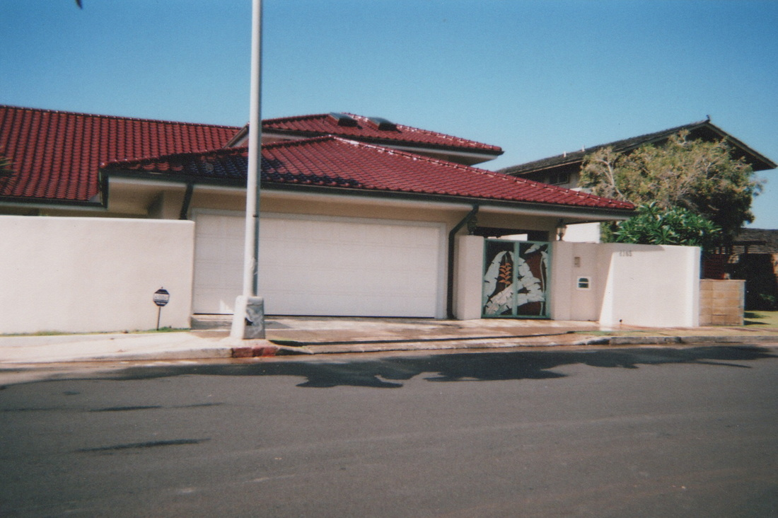 Information On Japanese Tile Roofs In Hawaii