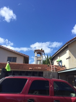 Best commercial roofing company on Oahu